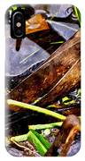 Northern Water Snake IPhone Case