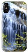 Northfork Falls IPhone Case