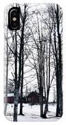 Norwegian Forest IPhone Case