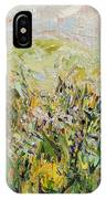 Nose Hill IPhone Case