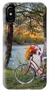 Nostalgia Autumn IPhone Case