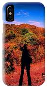 Nothing But A Shadow IPhone Case