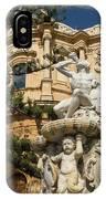 Noto Sicilian Baroque - Church Of San Domenico On A Bright Sunny Day IPhone Case
