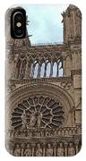 Notre-dame Cathedral IPhone Case
