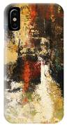 November Evening 1 IPhone Case by Patricia Lintner