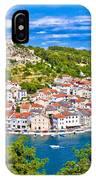 Novigrad Dalmatinski Waterfront And Bay View IPhone Case