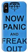 Now Panic 21 IPhone Case