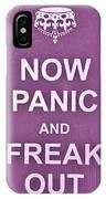 Now Panic 7 IPhone Case