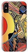 Nude And Harley Engine No1 IPhone Case