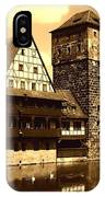 Nuremberg IPhone Case