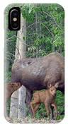 Alaska Nursing Moose IPhone X Case