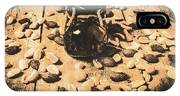 Nuts About Vintage Still Life Art IPhone Case