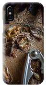 Nuts And Spices Series - Four Of Six IPhone Case