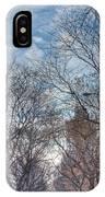 Ny City Street IPhone Case