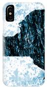 Ny State Map  IPhone Case
