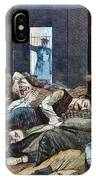 Nyc: Homeless, 1874 IPhone Case