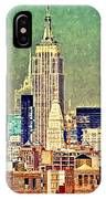 Nyc Scaped IPhone Case