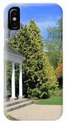 Nymans English Country Garden IPhone Case