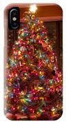 O Christmast Tree IPhone Case