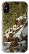 Oak Creek Beckons IPhone Case