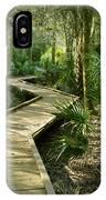 Oak Hammock Trail, Florida IPhone Case