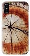 Oak Stump IPhone Case