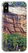 Oak Tree House - Mesa Verde National Park IPhone Case