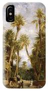 Oasis At Lagrount  IPhone Case