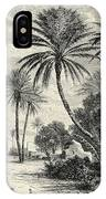 Oasis Of Gafsa  Tunis IPhone Case
