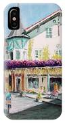 Oberammergau Street IPhone Case
