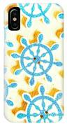 Ocean Circles IPhone Case