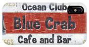 Ocean Club Cafe IPhone Case