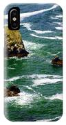 Ocean Rock IPhone Case