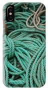 Ocean Ropes IPhone Case