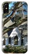 Ocean Springs Church IPhone Case
