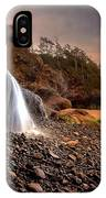 Ocean Waterfall IPhone Case