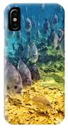 Oceans Below IPhone Case