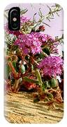 Ocotillo Wilds IPhone Case
