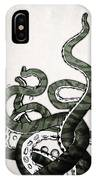 Octopus Tentacles IPhone Case