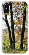 October In Vermont IPhone Case