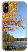 October Light IPhone Case