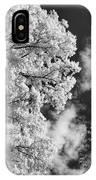 October Sky Ir IPhone Case