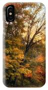 October Trail IPhone Case
