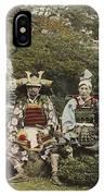 Ogawa, Kazumasa Sights And Scenes In Fair Japan. IPhone Case