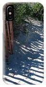 Ogunquit Shadows IPhone Case