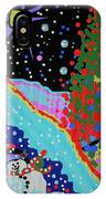 Oh The Joys Of Winter IPhone Case
