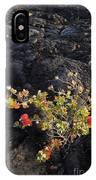 Ohia Lehua IPhone Case