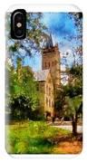 Ohio Wesleyan Chapel IPhone Case