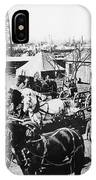 Oil: Texas, 1920 IPhone Case