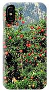Okanagan Valley Apples IPhone Case